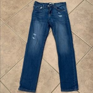 Girl's Levi Jeans